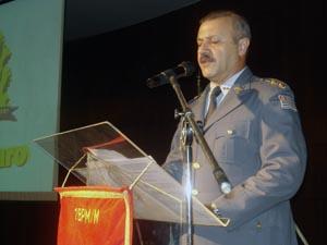 Tenente-coronel Amélio Franchi Lemes Filho, comandante do 2º Batalhão de Polícia Militar Metropolitano