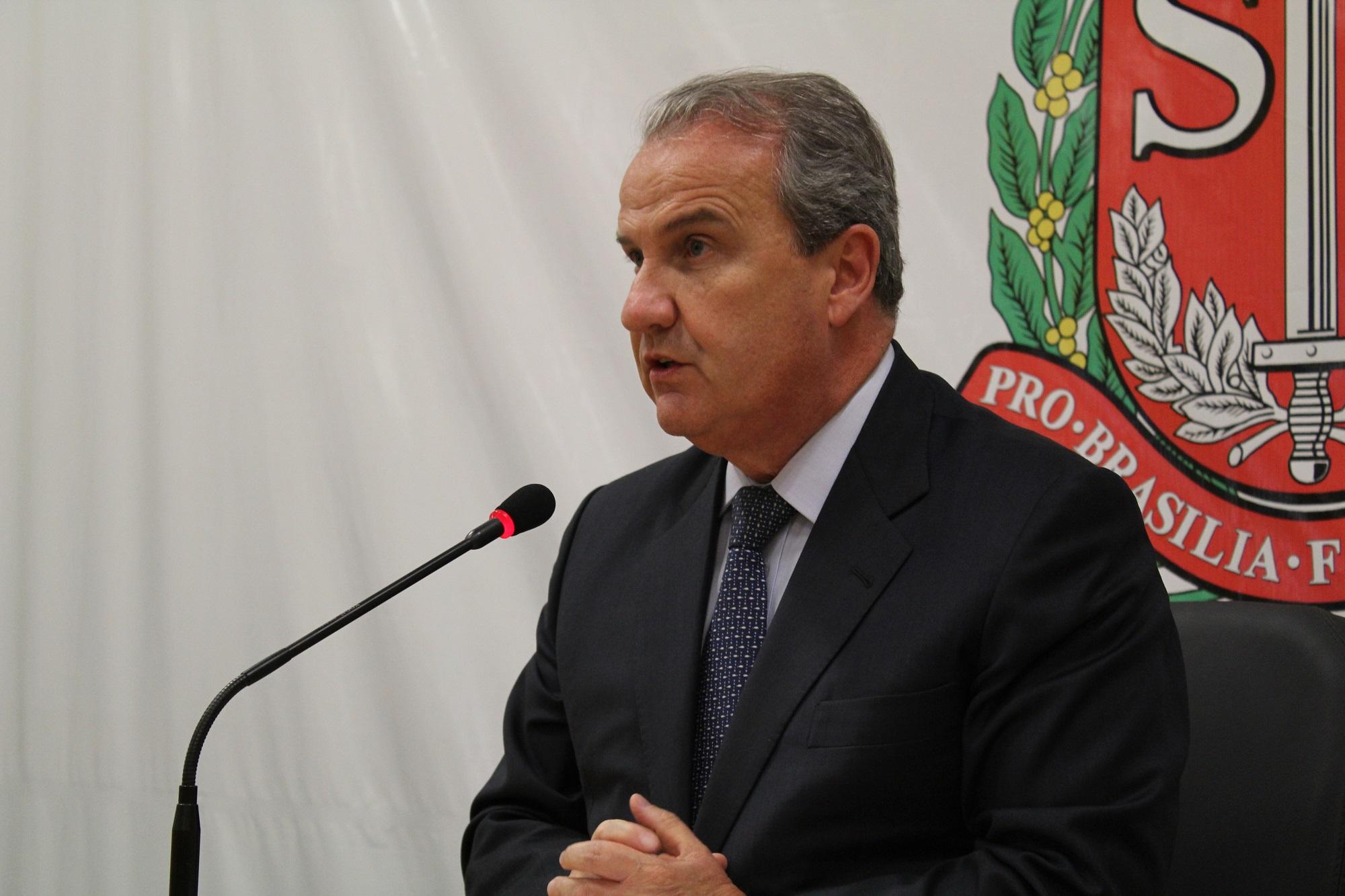 9e2b19083 Mágino destacou a atuação das polícias de São Paulo no combate ao crime  (Crédito  SSP)